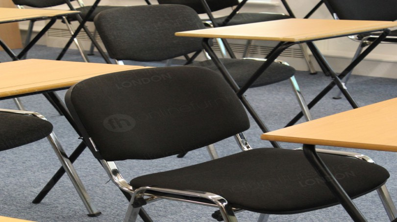 Five Reasons Stacking Chairs Are Great For Exams