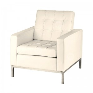 1 Seater Montague Sofa - Cream