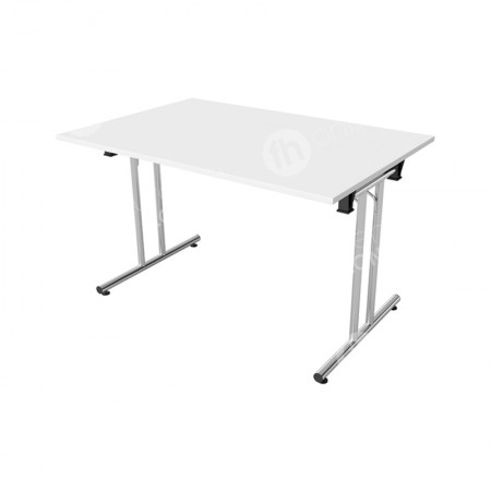 1200mm White Modular Folding Table