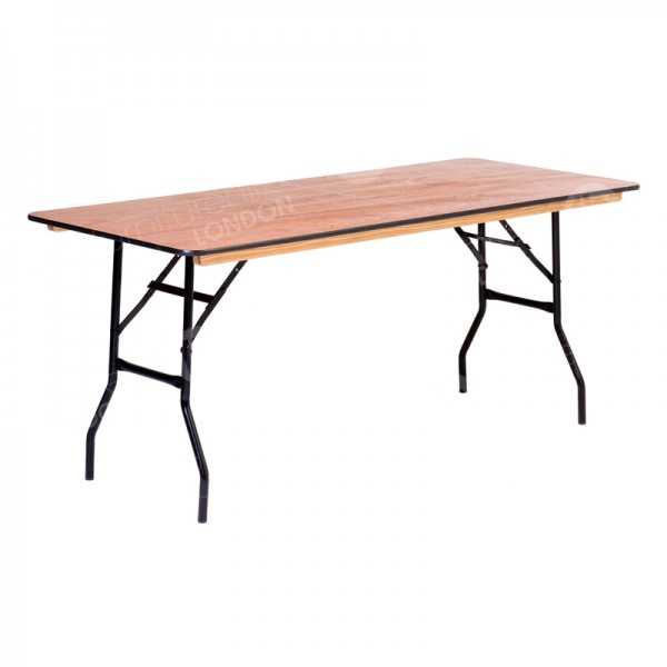 1830mm Rectangular Trestle Table