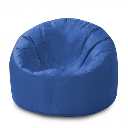 https://www.onlinefurniturehire.com/XL Bean Bag - Blue