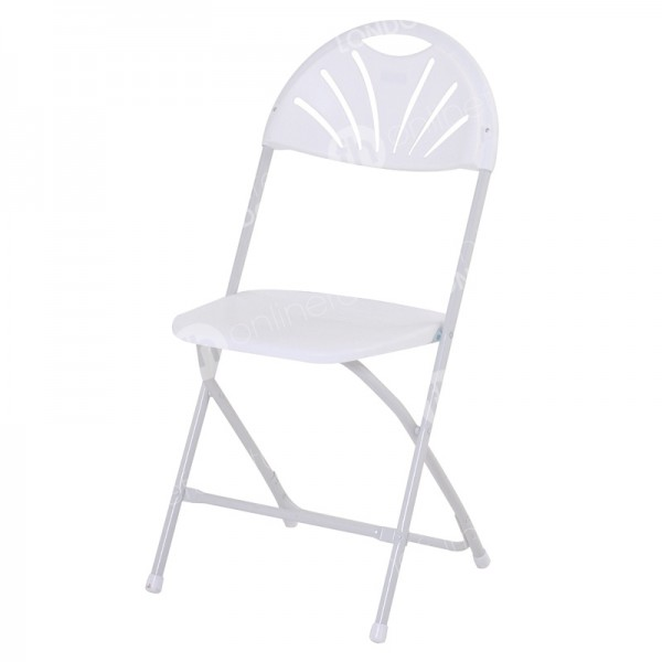 Braylon Folding Fan Back Chair