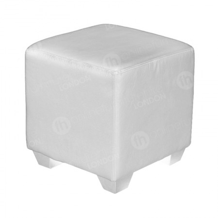https://www.onlinefurniturehire.com/White Cube Seat