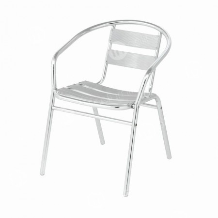 Dawson Chrome Bistro Chair