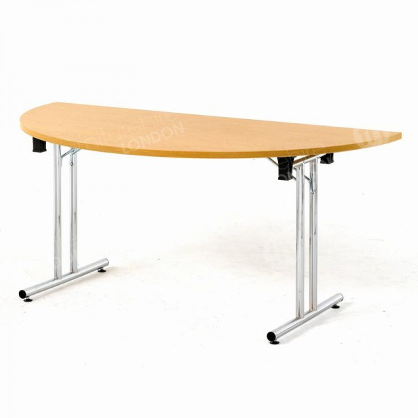 Modular Folding Table D-End