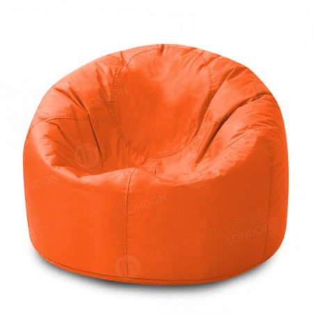 https://www.onlinefurniturehire.com/XL Bean Bag - Orange