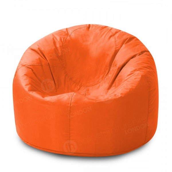 Wondrous Orange Xl Bean Bag Short Links Chair Design For Home Short Linksinfo