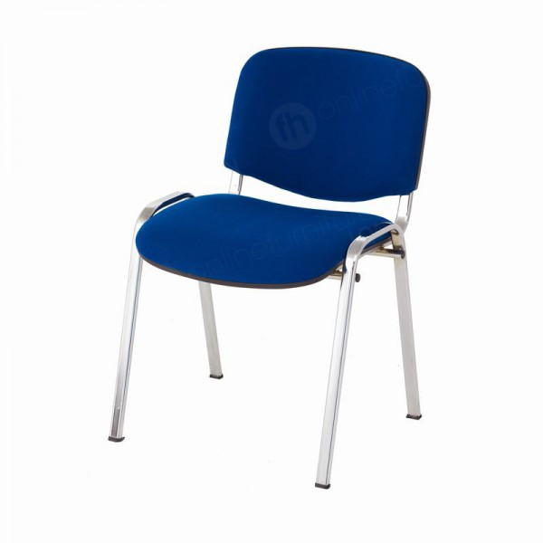 Stirling Blue Stacking Chair