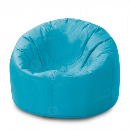https://www.onlinefurniturehire.com/XL Bean Bag - Turquoise
