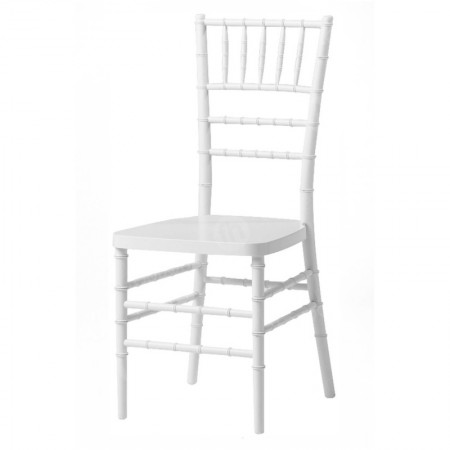 https://www.onlinefurniturehire.com/White Resin Chiavari Chair